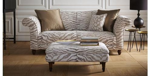 Zebra Print Sofa Inside Animal Print Sofas (Image 18 of 20)