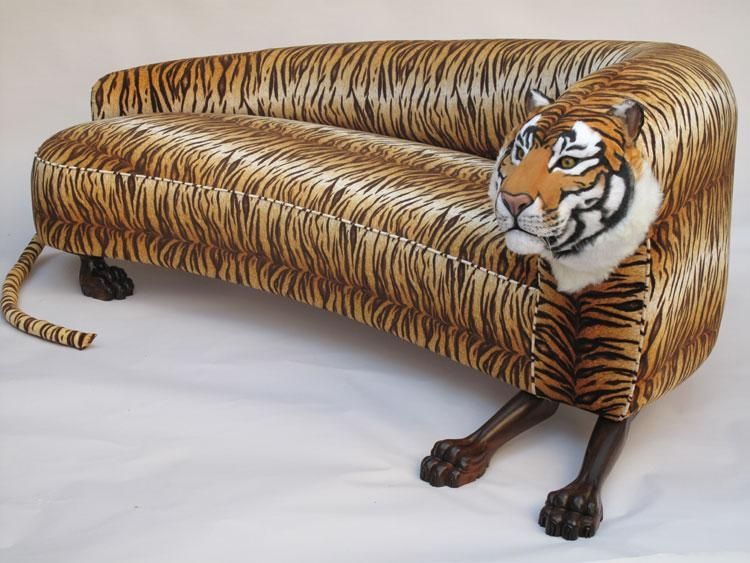 Zebra Print Sofas – Sofa Hpricot Pertaining To Animal Print Sofas (Image 20 of 20)