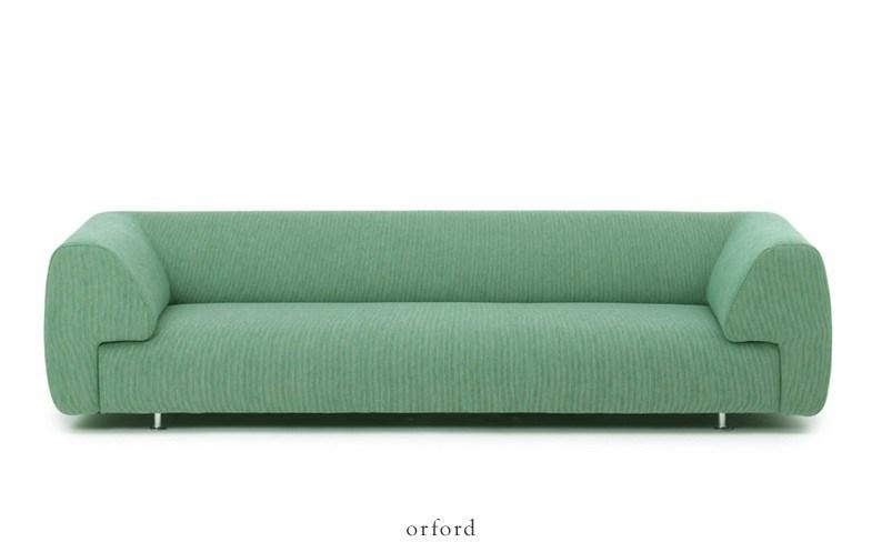 10 Best Contemporary Design Sofas: Stylish, Colourful And For Mint Green Sofas (View 4 of 20)