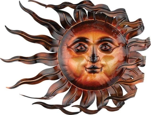 10 Best Mexican Moon And Sun Decor Images On Pinterest | Indoor With Regard To Mexican Metal Yard Wall Art (Image 1 of 20)