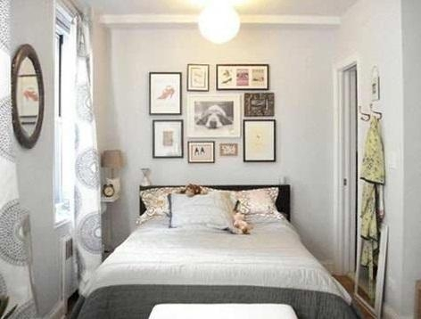 10 Small Country Style Bedrooms You Will Love | Small Room Ideas Intended For Country Style Wall Art (Image 1 of 20)