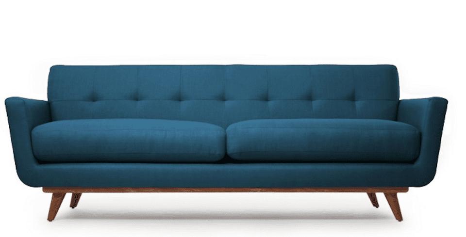 10 Stunning Mid Century Modern Sofas In Danish Modern Sofas (Image 1 of 20)