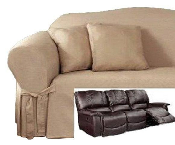 105 Best Slipcover 4 Recliner Couch Images On Pinterest For Recliner Sofa Slipcovers (View 5 of 20)