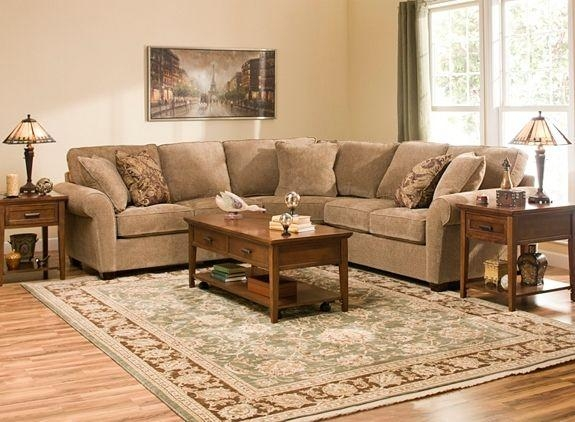 11 Best Furniture For Mom Images On Pinterest | Sectional Sofas Pertaining To Chenille Sectional Sofas (Image 1 of 20)