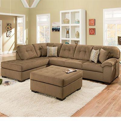 11 Best Furniture Images On Pinterest | Living Room Ideas, Family With Big Lots Simmons Sectional Sofas (Image 1 of 20)