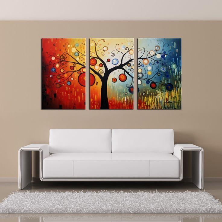 11 Best Home Wall Art Images On Pinterest | Wrapped Canvas, Top For Vibrant Wall Art (View 20 of 20)