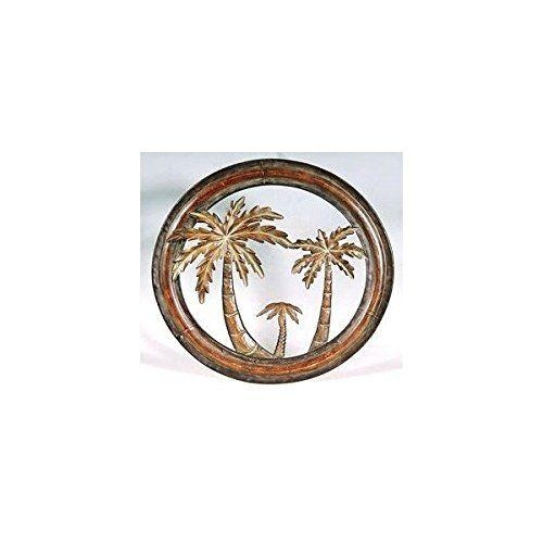 11 Best Metal Art Images On Pinterest | Palm Trees, Metal Art And Throughout Palm Tree Metal Art (Image 4 of 20)