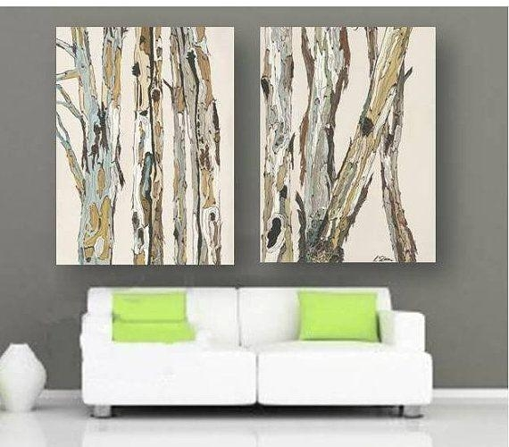 118 Best Large Wall Art; Original Paintings, Large Artwork Pertaining To Big Canvas Wall Art (View 12 of 20)