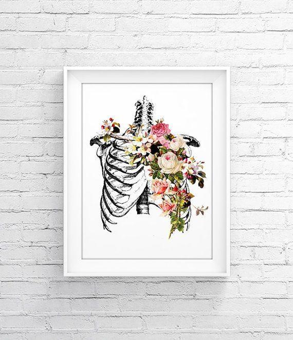 12 Best Anatomic Vintage Wallpaper Images On Pinterest | Vintage With Medical Wall Art (Image 2 of 20)