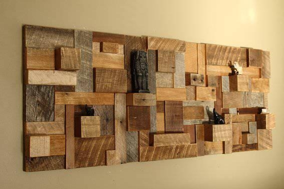 12+ Wood Wall Art Designs | Wall Designs | Design Trends – Premium With Wood Wall Art (View 18 of 20)