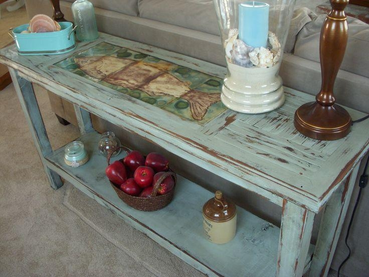 12 Wooden Sofa Tables | Carehouse Inside Shabby Chic Sofa Tables (Image 1 of 20)