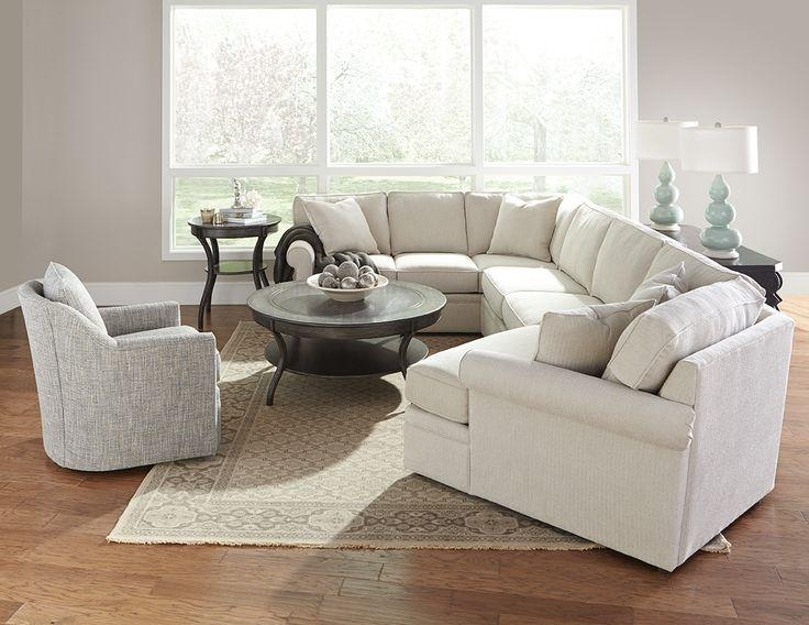 120 Best Rowe Images On Pinterest | Slipcovers, Upholstery And Inside Rowe Sectional Sofas (View 15 of 20)