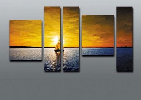121 Best Multi Panel Art Images On Pinterest | Panel Art, Canvas Intended For Multi Canvas Wall Art (View 13 of 20)