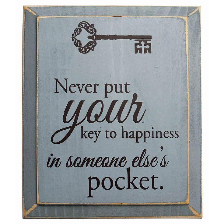 123 Best Inspirational Plaques Images On Pinterest | Awesome Gifts Throughout Inspirational Wall Plaques (Image 3 of 20)