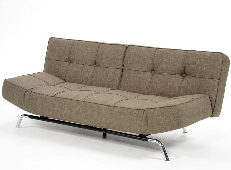124 Best Sleeper Sofas & Convertible Couches Images On Pinterest Regarding Euro Sofa Beds (Image 1 of 20)