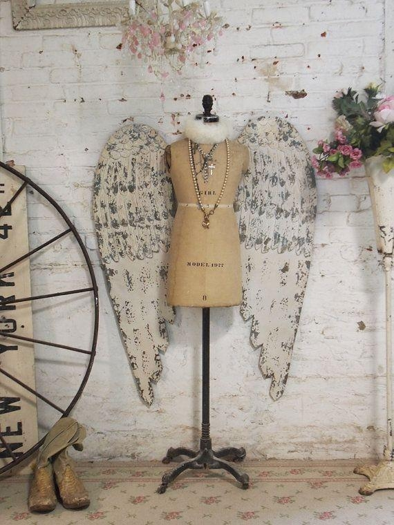 125 Best Angels & Mannequins Images On Pinterest | Angel Wings With Regard To Mannequin Wall Art (Image 2 of 20)