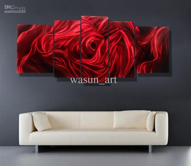 13 Best Livingroom Triptych Images On Pinterest | Triptych, Canvas Inside Red Rose Wall Art (Image 1 of 20)