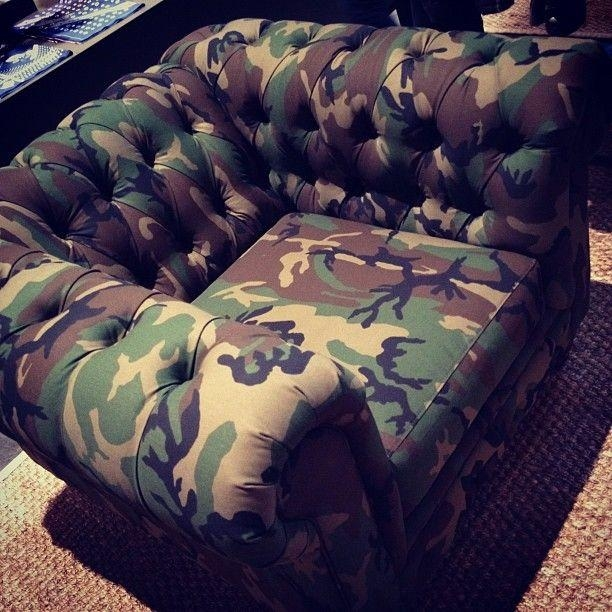 131 Best Camou Images On Pinterest | Camouflage, Tactical Gear And Intended For Camouflage Sofas (Image 2 of 20)