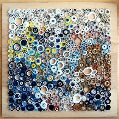 Featured Image of Recycled Wall Art