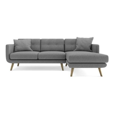 14 Best Chaise Sofa Styles In 2017 – Chic Sofas With A Chaise Lounge Intended For Chaise Sofas (Image 1 of 20)