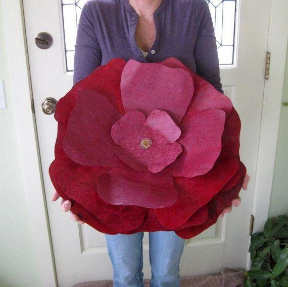 141 Best Metal Crafting Images On Pinterest | Silverware Jewelry With Red Flower Metal Wall Art (Image 4 of 20)