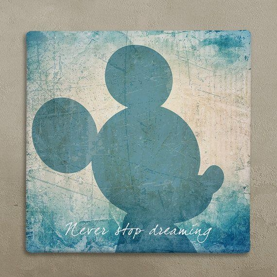 147 Best Art Images On Pinterest | Canvas Ideas, Canvas Paintings Intended For Disney Canvas Wall Art (Image 1 of 20)