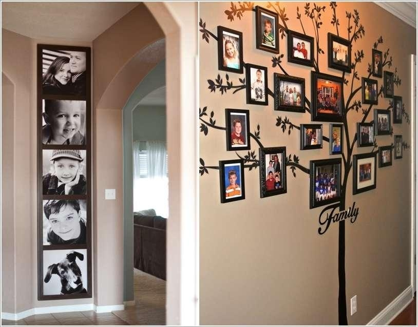 15 Amazing Hallway Wall Decor Ideas For Your Home In Wall Art Ideas For Hallways (View 9 of 20)
