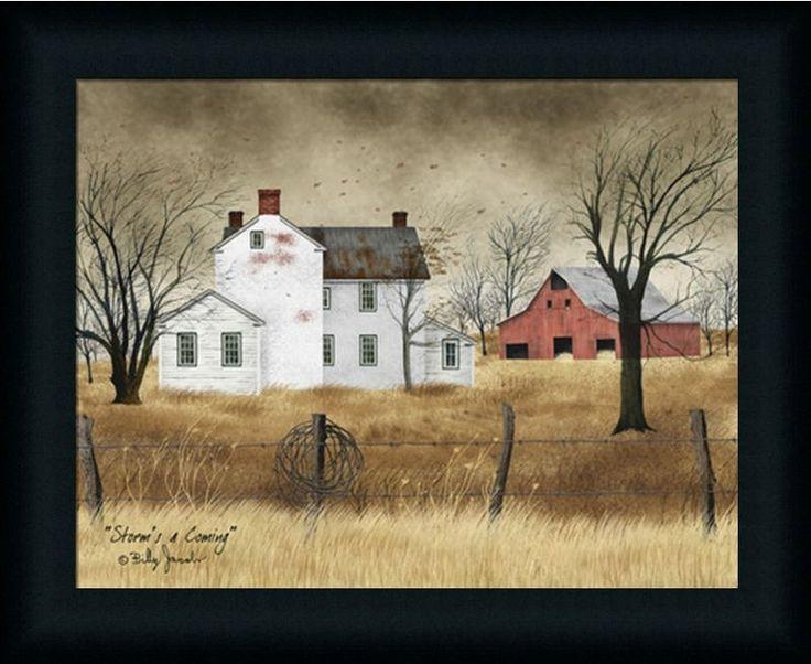 15 Best Billy Jacobs Prints Images On Pinterest | Billy Jacobs Within Country Canvas Wall Art (Image 1 of 20)