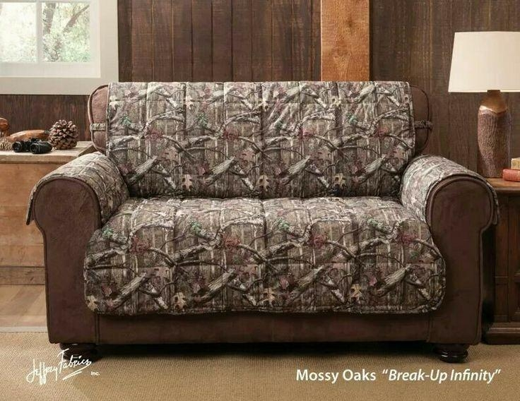 15 Best Camo Couch Cover Images On Pinterest | Couch Covers, Camo Regarding Camouflage Sofas (Image 3 of 20)