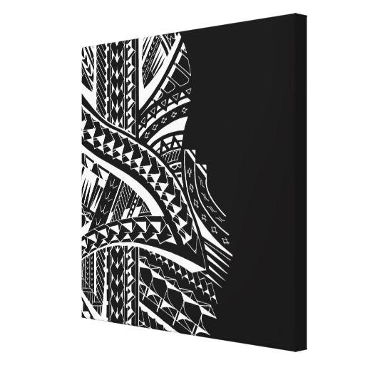 15 Best Canvas Wall Art With Tribal Polynesian Designs Images On Throughout Polynesian Wall Art (Image 2 of 20)