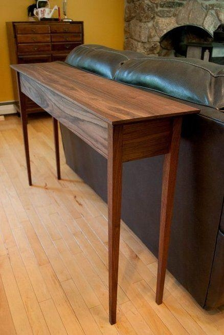 15 Best End Tables Images On Pinterest | Sofa Tables, End Tables With Regard To Shaker Sofas (Image 2 of 20)