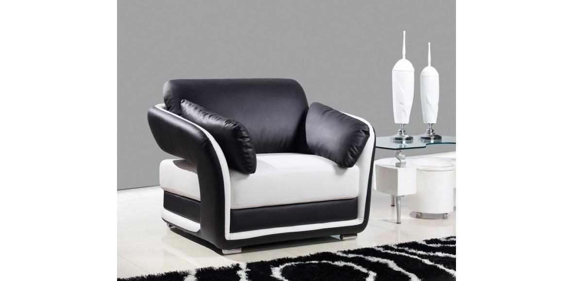 15 Black And White Leather Sofa Set | Carehouse Regarding Black And White Sofas And Loveseats (Image 2 of 20)