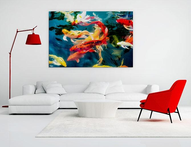 15 Harmonious Feng Shui Tips For Beginners | Wall Art Prints In Feng Shui Wall Art (View 12 of 20)