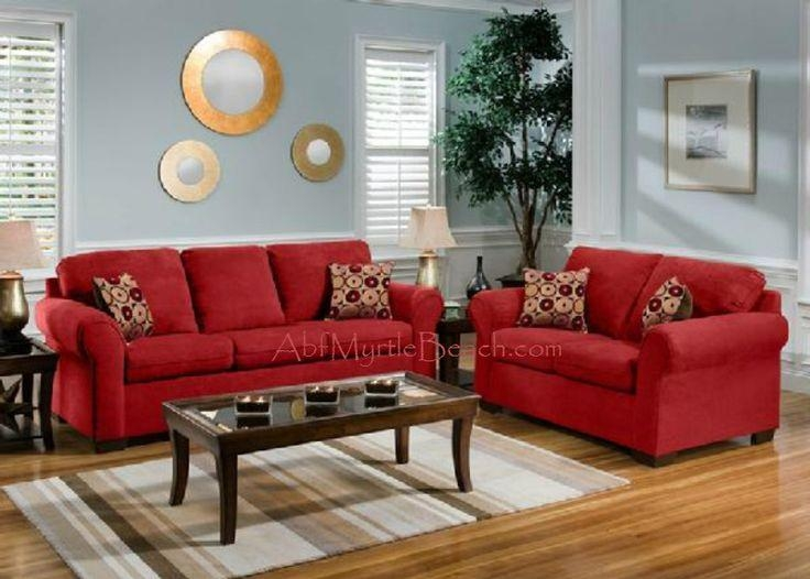 16 Best Simmons Microfiber Sofa Sets Images On Pinterest For Simmons Microfiber Sofas (Image 2 of 20)