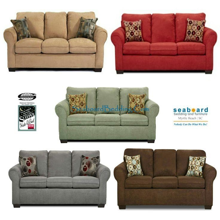 16 Best Simmons Microfiber Sofa Sets Images On Pinterest Pertaining To Simmons Microfiber Sofas (Image 3 of 20)