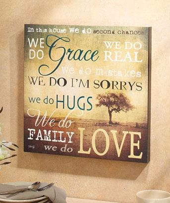 Featured Image of Grace Wall Art