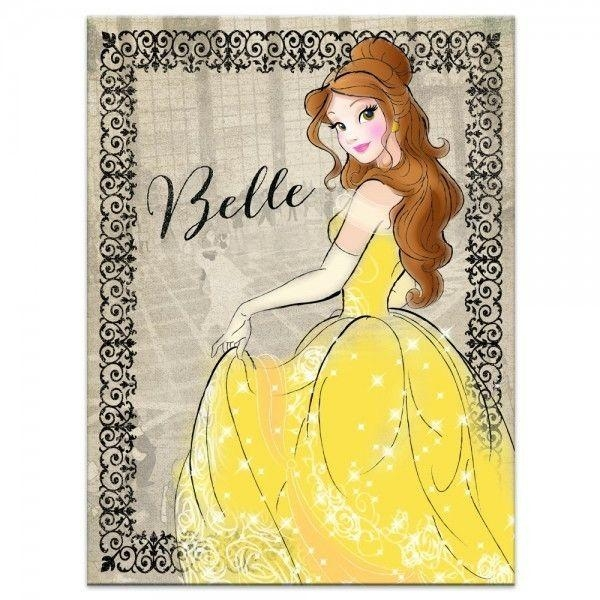 18 Best Everything Disney Images On Pinterest | Disney Home Decor Pertaining To Disney Princess Wall Art (View 20 of 20)