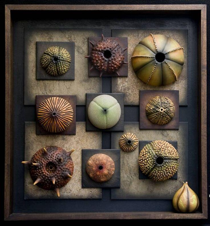 18 Best Polymer Clay Wall Arti Love It Images On Pinterest Intended For Polymer Clay Wall Art (View 3 of 20)