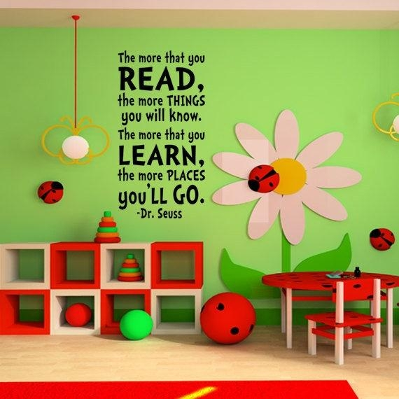 185 Best School – Classroom Set Up Images On Pinterest | Classroom Throughout Preschool Classroom Wall Decals (Image 2 of 20)