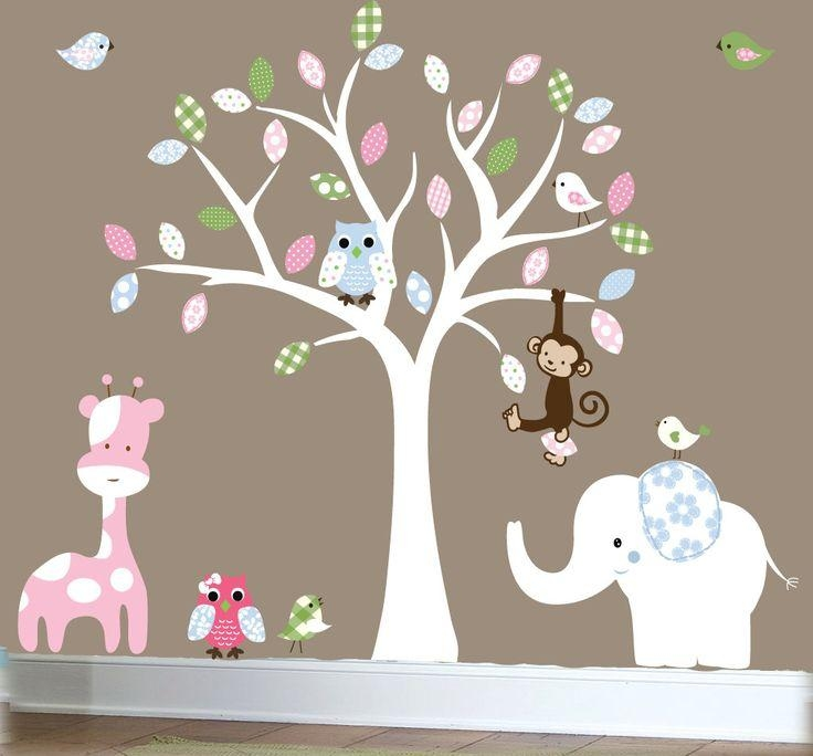 19 Best Baby Boy Nursery Images On Pinterest | Babies Nursery Inside Etsy Childrens Wall Art (Image 1 of 20)
