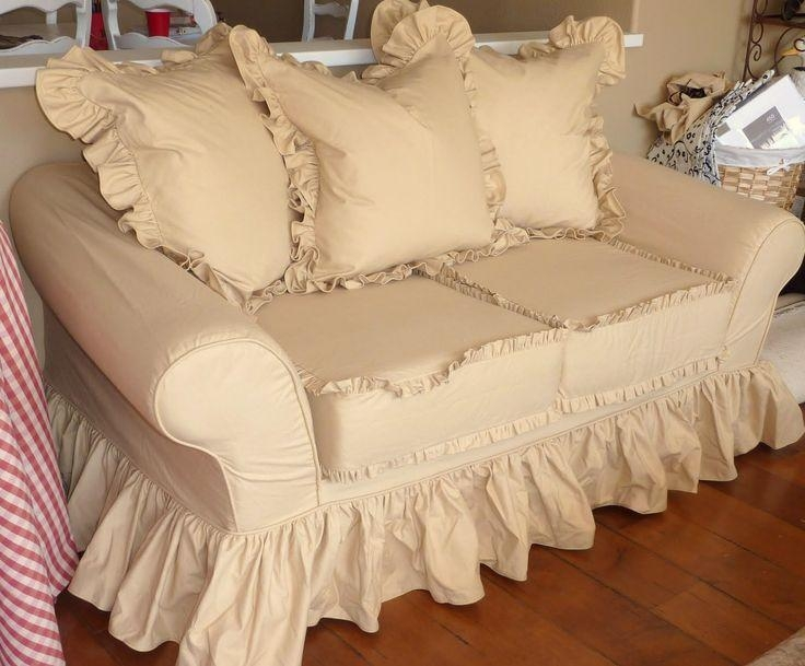 192 Best Slipcovers Images On Pinterest | Slipcovers, Shabby Chic For Shabby Chic Slipcovers (Image 2 of 20)