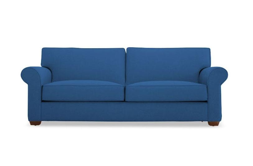 20 Best Blue Sofas – Stylish Blue Couch Ideas Within Blue Sofas (Image 2 of 20)