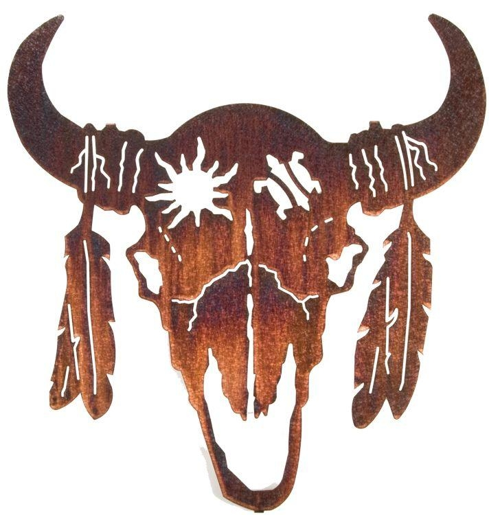 20 Best Buffalo And Eagle Wall Art Images On Pinterest | Metal Pertaining To Native American Wall Art (Image 4 of 20)