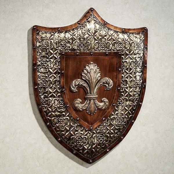 20 Fleur De Lis Home Decors For The Walls | Home Design Lover With Metal Fleur De Lis Wall Art (View 2 of 20)