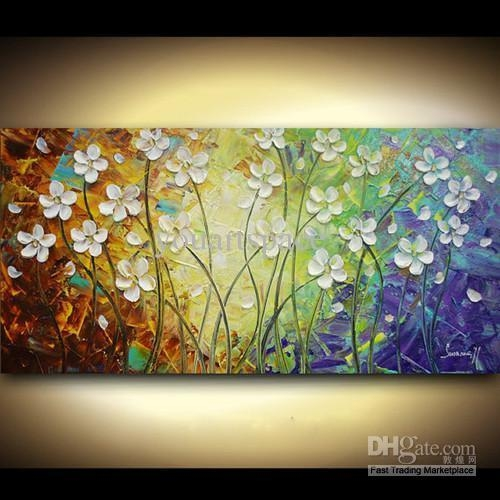2017 Modern Abstract Large Cheap Large Wall Art Canvas Oil In Large Cheap Wall Art (Photo 14 of 20)