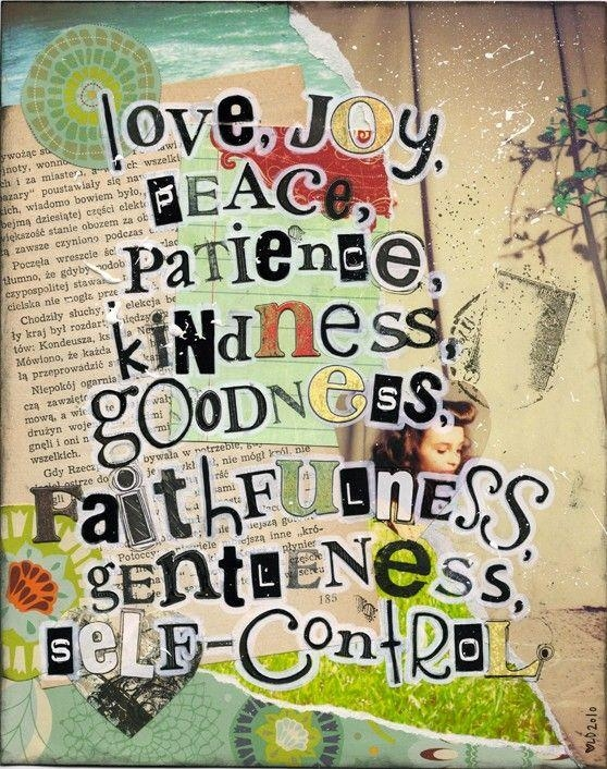 21 Best Fruit Of The Spirit Images On Pinterest | Fruit Of The Inside Fruit Of The Spirit Artwork (Image 3 of 20)