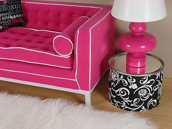 2182 Best Dolls – Barbie Images On Pinterest | Barbie Doll, Barbie Intended For Barbie Sofas (View 2 of 20)