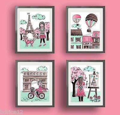 22 Best Wall Art Images On Pinterest | Palm Trees, Palms And Paris Regarding Paris Theme Nursery Wall Art (View 10 of 20)