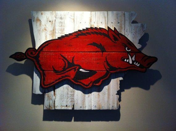 2280 Best Razorbacks Images On Pinterest | Arkansas Razorbacks With Razorback Wall Art (View 2 of 20)