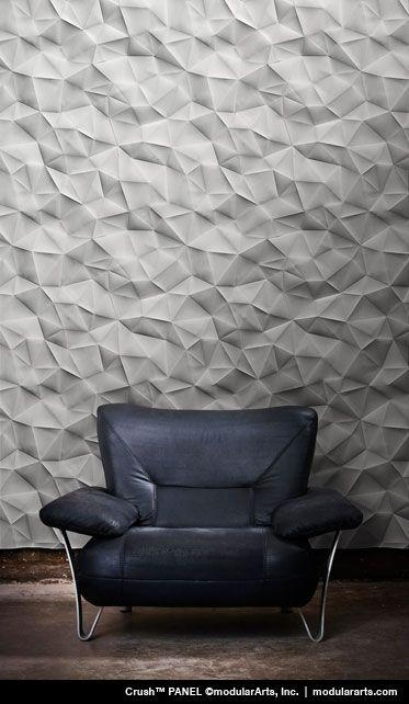 23 Best Modularity Images On Pinterest | Textured Walls, 3D Wall Throughout Modular Wall Art (Image 2 of 20)